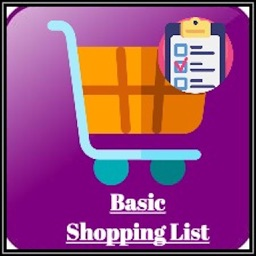 Daily Basic Shopping List