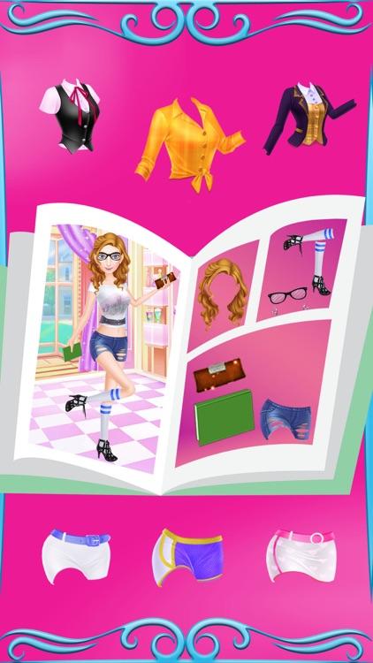 High School Princess Salon screenshot-3