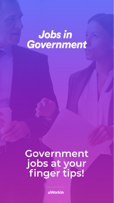 Government Jobs screenshot one