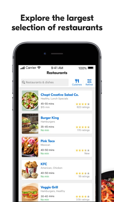 download Grubhub: Local Food Delivery apps 1