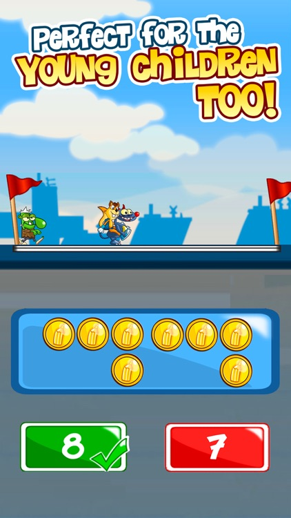 Monster Numbers: Basic math screenshot-6