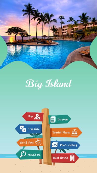 Big Island Tourism screenshot 2