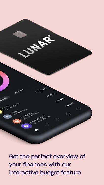 Lunar - Banking App