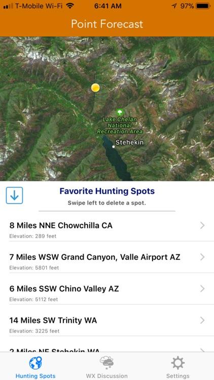 Best Hunting Times Calendar screenshot-7