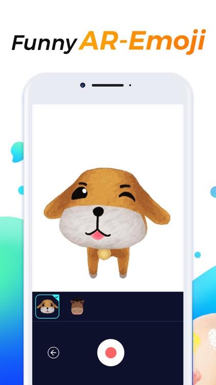 AR Emoji Custom Keyboard