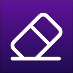 Background Image Eraser  Frame