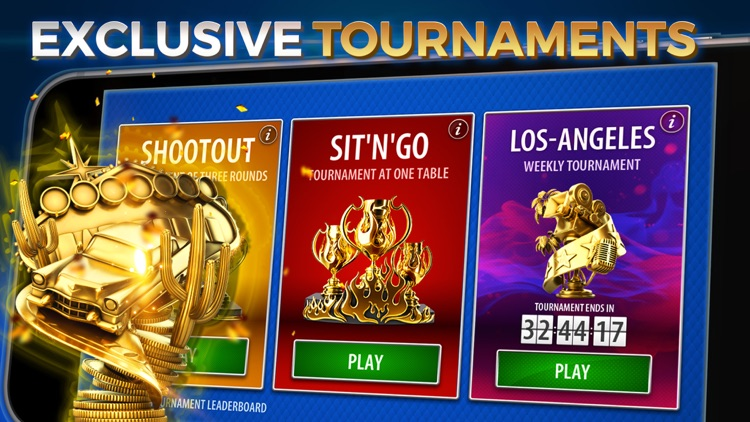 Texas Holdem Poker: Pokerist screenshot-0