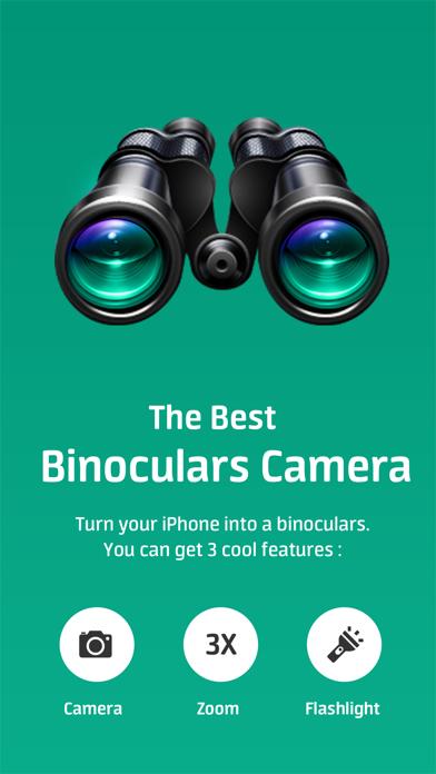 Binoculars Shoot Zoom Camera screenshot one