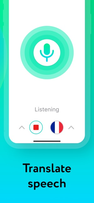 Mate – translate speech & text Screenshot