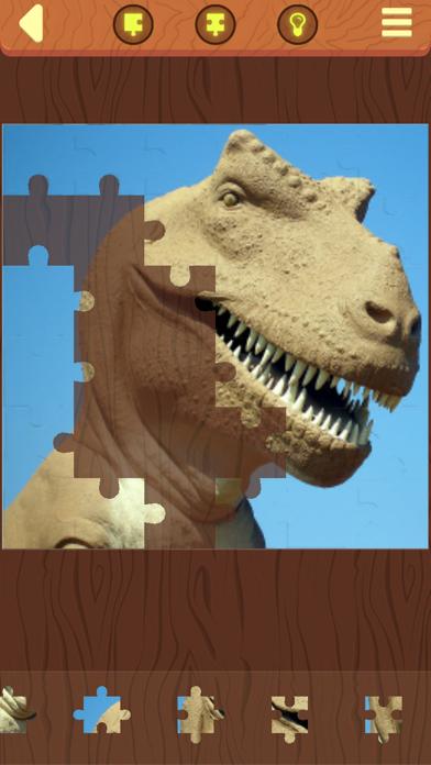 点击获取Dinosaurs Jigsaw Puzzles +