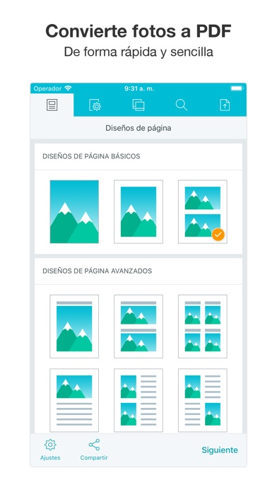 Screenshot for Foto PDF in Peru App Store