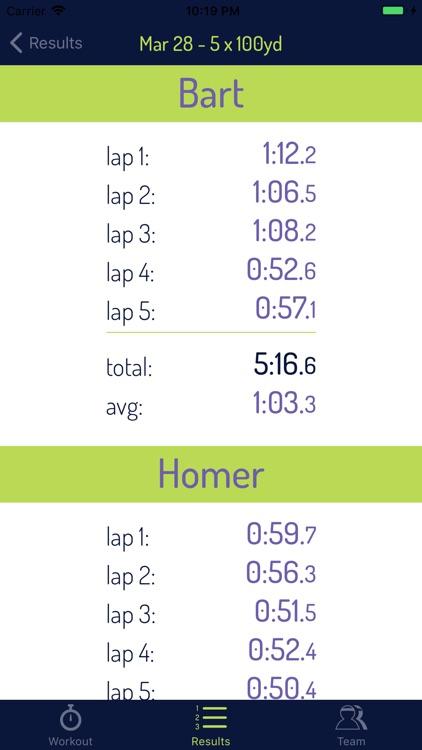 Team Timer Basic screenshot-8