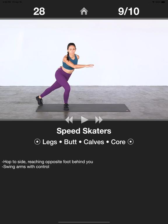 Daily Cardio Workout-ipad-0