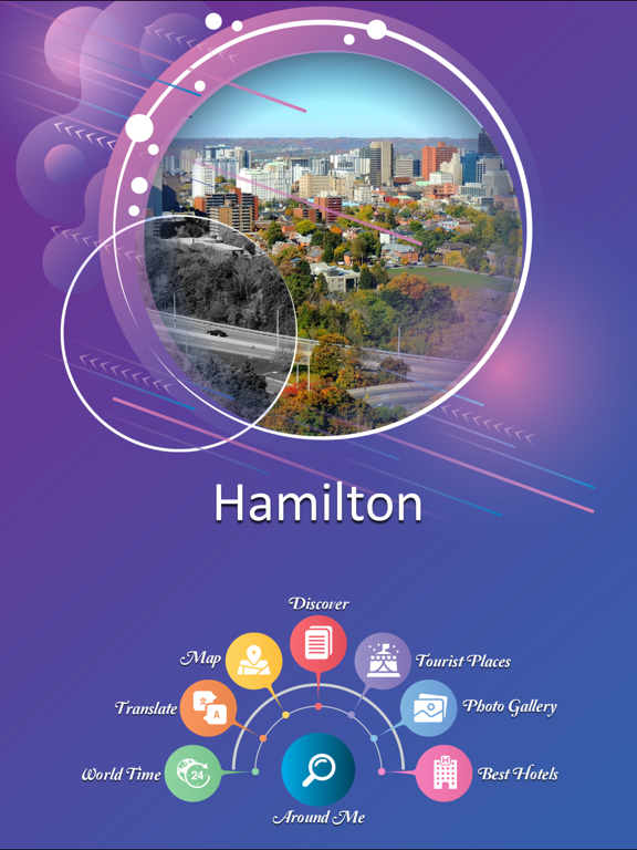 Hamilton Tourism screenshot 7