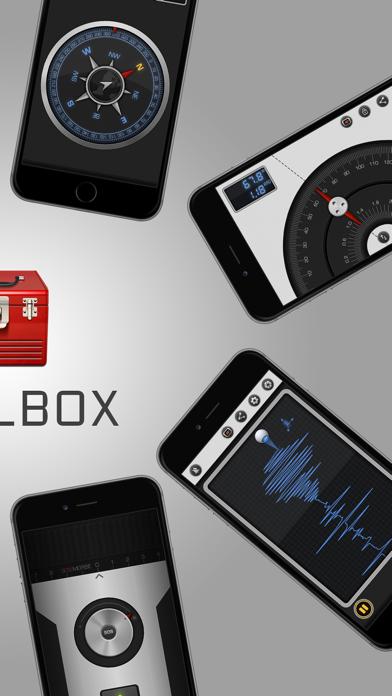 Screenshot #2 pour Toolbox - Mesure Outils