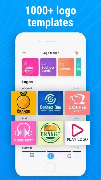 Logo Maker :  Design Creator screenshot-0