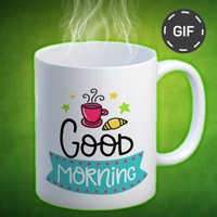 Good Morning Stickers GIF