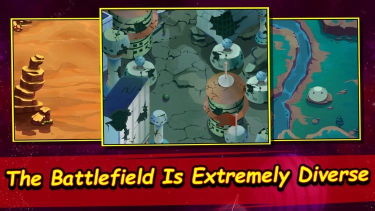 Stick Super Battle: War Fight screenshot-4