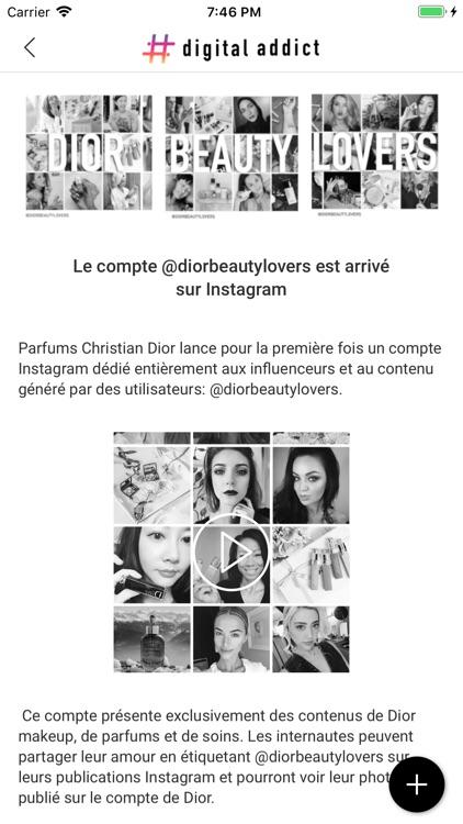 Digital Addict By Parfums Christian Dior