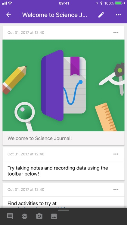 Science Journal by Google
