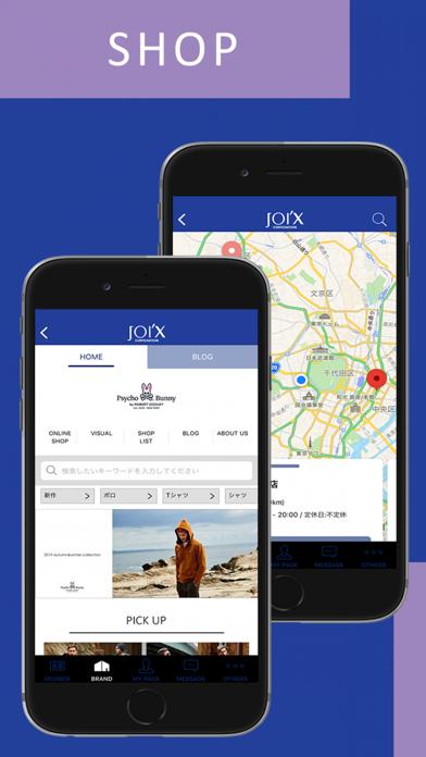Screenshot for JOI'Xメンバーズカードアプリ in Japan App Store
