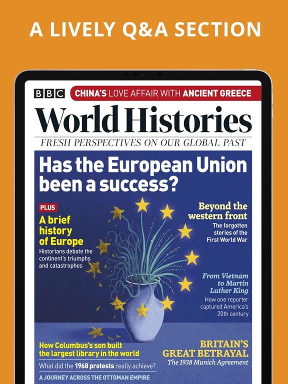BBC World Histories Magazine screenshot 8