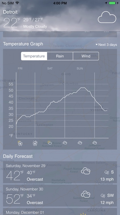 Weather Radar ∞ screenshot-4