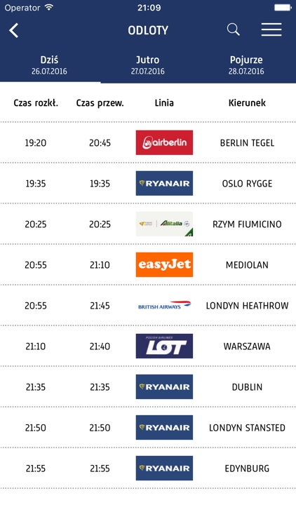 Kraków Airport screenshot-3