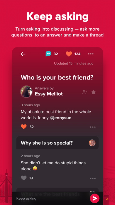 Ask fm App Profile  Reviews, Videos and More