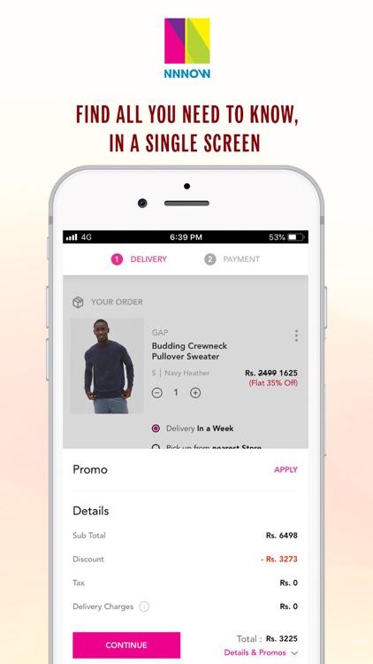 NNNOW - Fashion Shopping App screenshot-4