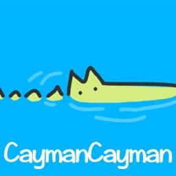 CaymanCayman-Sticker