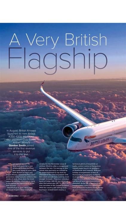 Airliner World Magazine screenshot-3