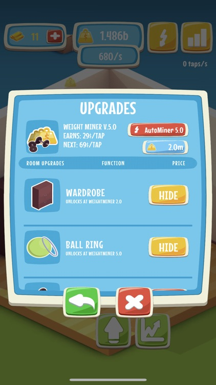 Gym Hero - Idle Clicker Game screenshot-6