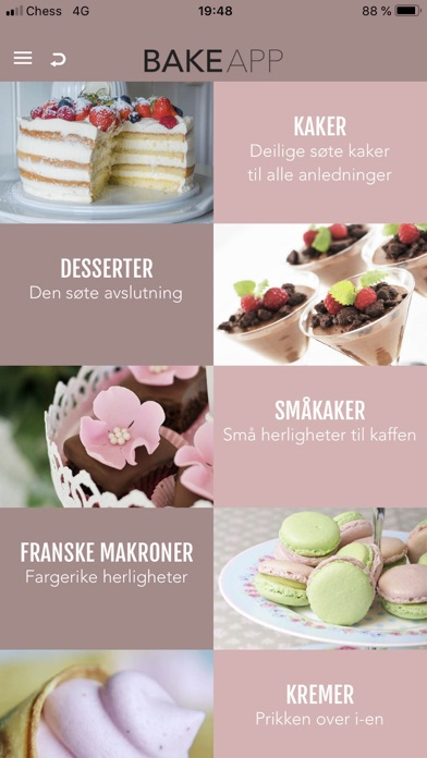 Screenshot for BakeAPP in Germany App Store