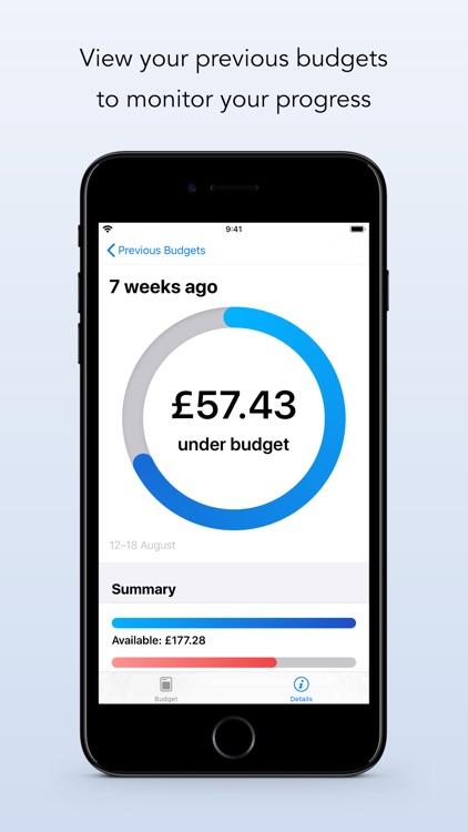 Budgeted screenshot-4