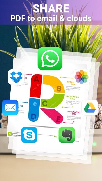 Phone Scanner: PDF Creator App