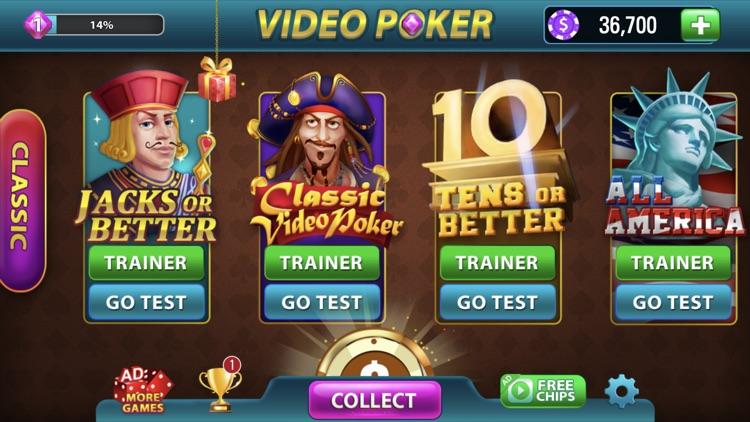 Video Poker!!! screenshot-3