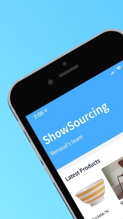 ShowSourcing - Sourcing App
