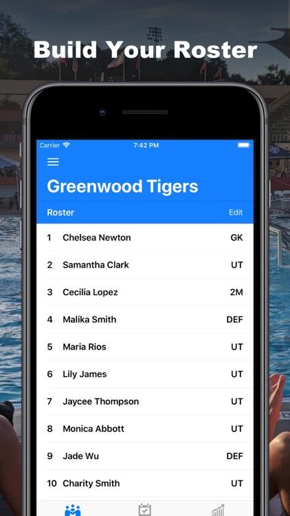 CB Water Polo screenshot-5