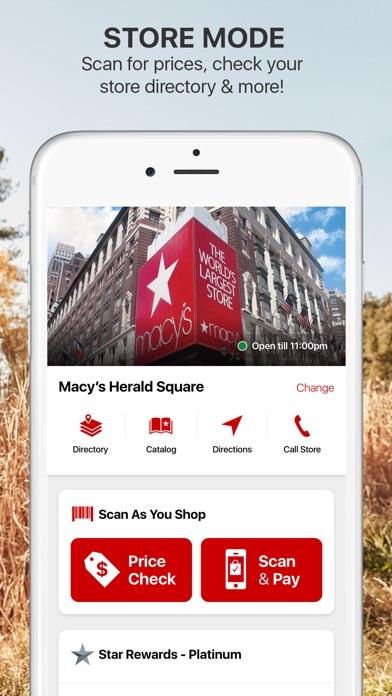 Screenshots for Macy's