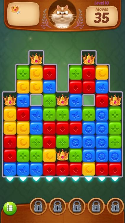 Gem Blast: Magic Match Puzzle screenshot-3