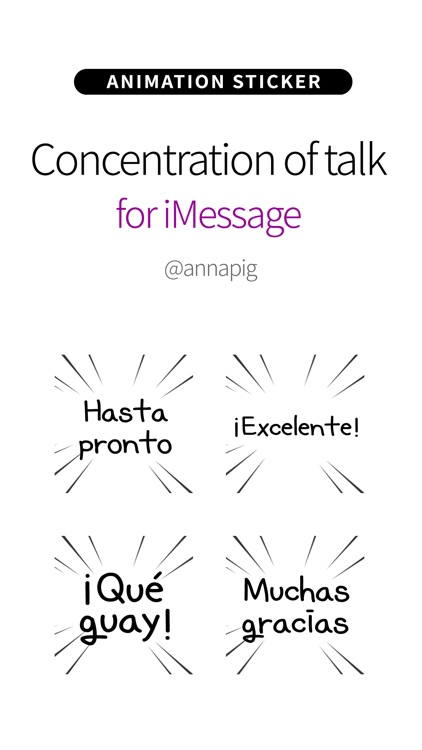 Concentration of talk