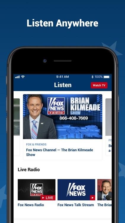Fox News: Live Breaking News screenshot-4