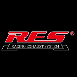 RES racing exhaust