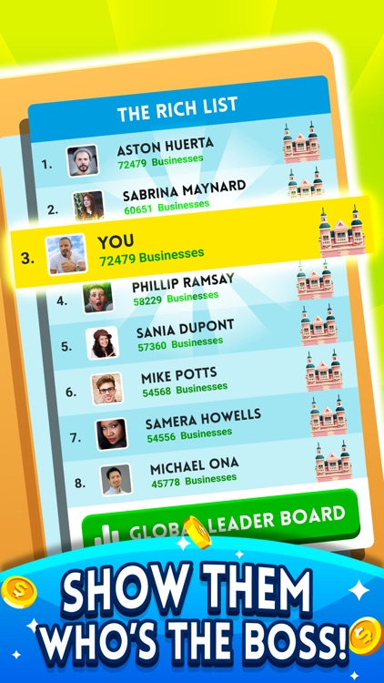 Cash, Inc. Fame & Fortune Game screenshot-7