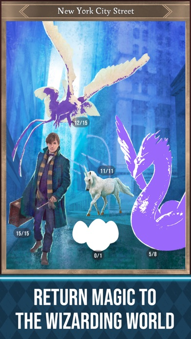 Harry Potter: Wizards Unite screenshot 6