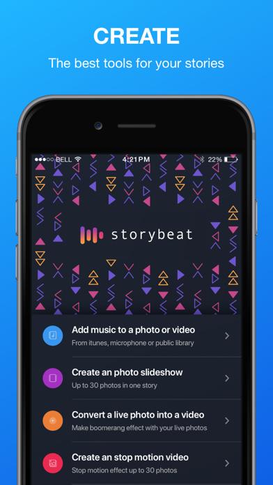 Unduh Storybeat pada Pc