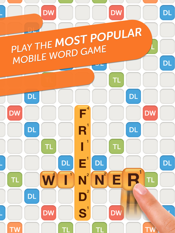 Words With Friends Classic screenshot 6