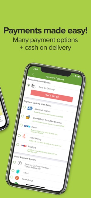 bigbasket - Grocery Delivery on the App Store
