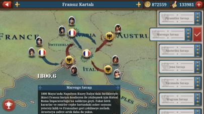 Screenshot for AVRUPA SAVAŞI 6: 1804 in Turkey App Store
